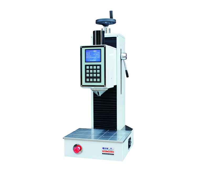 MODEL 300HRSS-150 AUTOMATIC FULL SCALE ROCKWELL HARDNESS TESTER