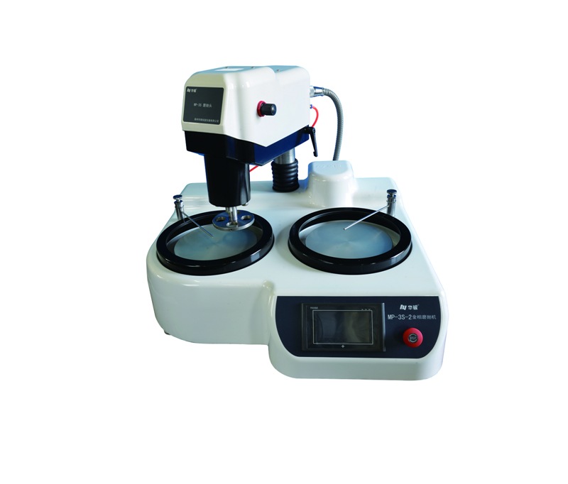 MODEL MP-3S-2 AUTOMATIC METALLOGRAPHIC SPECIMEN GRINDING & POLISHING MACHINE